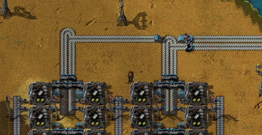 Поворачивающий конвейер транспортер 100 метров
